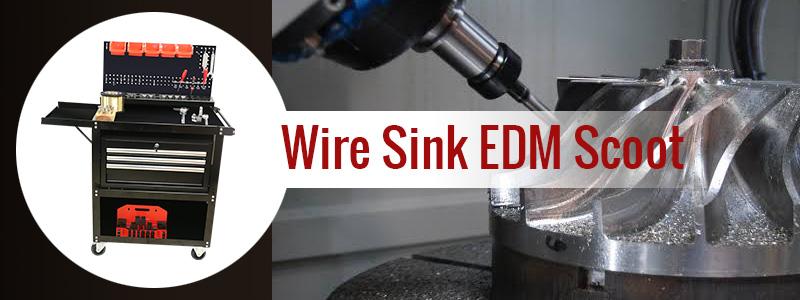 CNC Wire Sink EDM Scoot