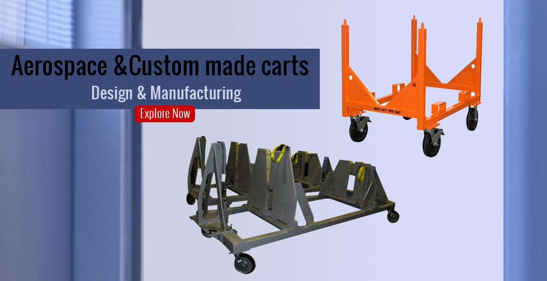 Aerospace and custom made carts
