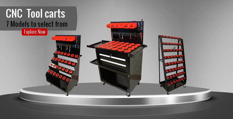 cnc tool carts